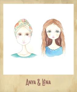 Sebaj Haj főszereplők: Anya és Léna